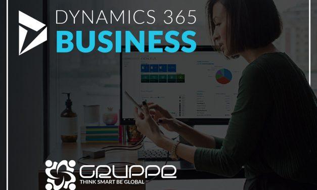 Conheça o novo Microsoft Dynamics 365 Business