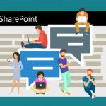Compartilhe arquivos com segurança através do Sharepoint